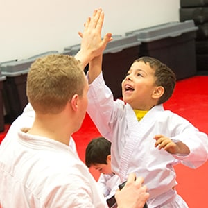 kids karate for 3-4 year olds
