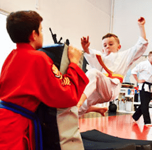 kids karate 5-12 year old
